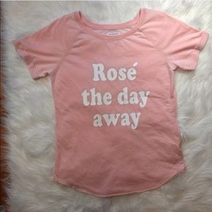 Greyson thread Soft Pink Rose the Day Away Shirt